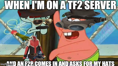 how to get free hats in tf2