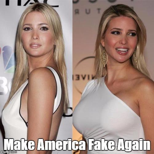 Make America Fake Again | made w/ Imgflip meme maker