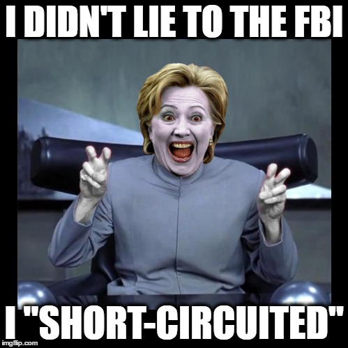 "Dr. Killary | I DIDN'T LIE TO THE FBI I ""SHORT-CIRCUITED"" 
