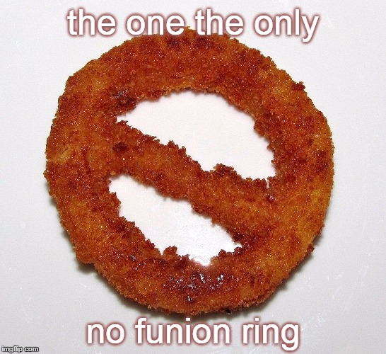 Made Onion Rings Today & Found This Lone Protester  | the one the only no funion ring | image tagged in funny food,food,junk food,lol so funny | made w/ Imgflip meme maker