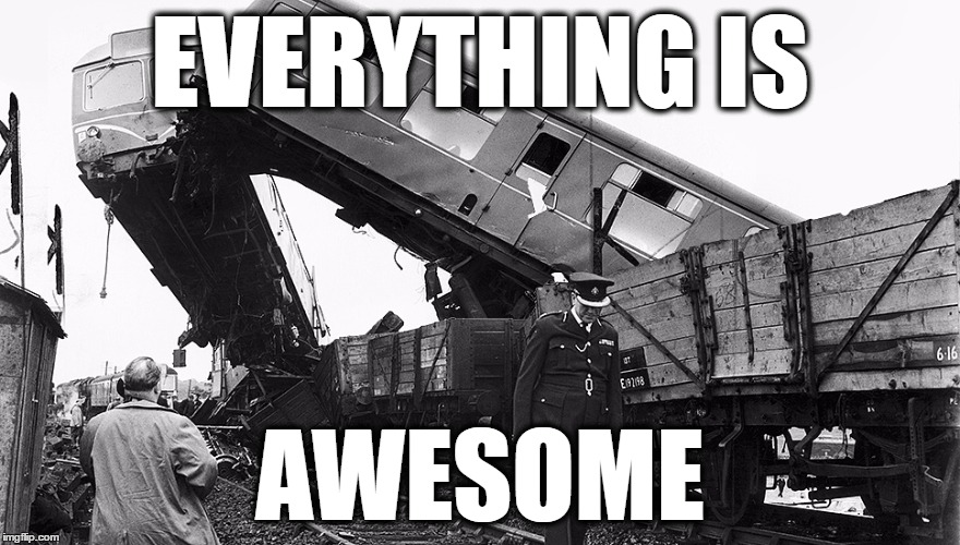 18s03n train wreck memes imgflip