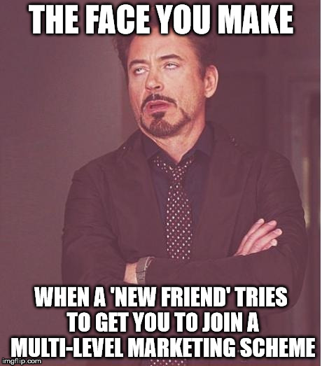 "I'm talking to you ""It Works!"" 