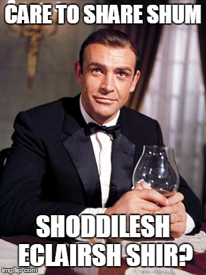 CARE TO SHARE SHUM SHODDILESH ECLAIRSH SHIR? | made w/ Imgflip meme maker