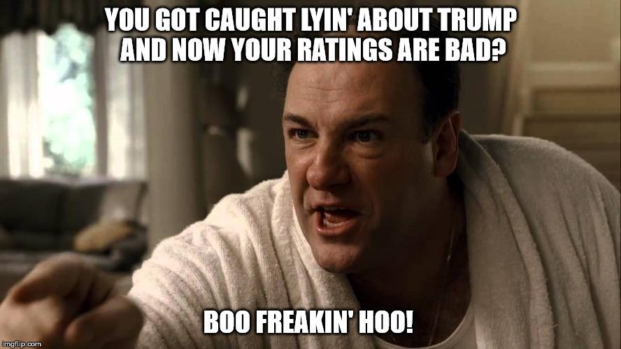 18z63y too bad, so sad, cnn imgflip,Tony Soprano Memes