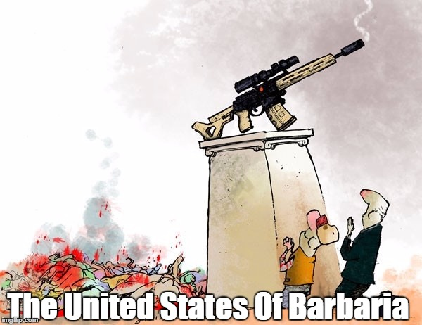 The United States Of Barbaria | made w/ Imgflip meme maker