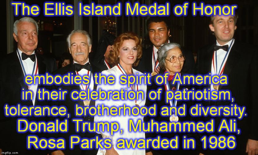 Award Winners For Tolerance Brotherhood And Diversity Imgflip