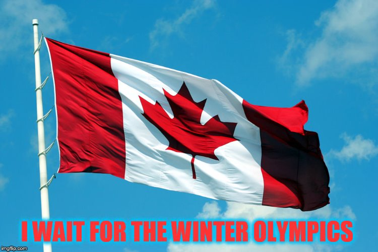I WAIT FOR THE WINTER OLYMPICS | made w/ Imgflip meme maker