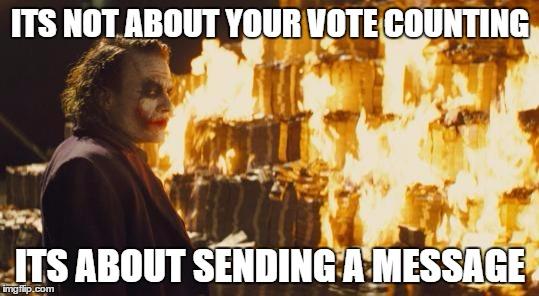 Joker Sending A Message Meme Generator Imgflip