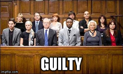 GUILTY | made w/ Imgflip meme maker
