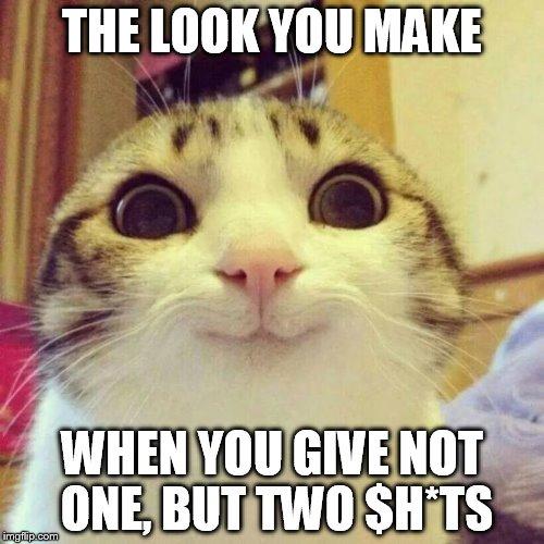 Smiling Cat Meme - Imgflip