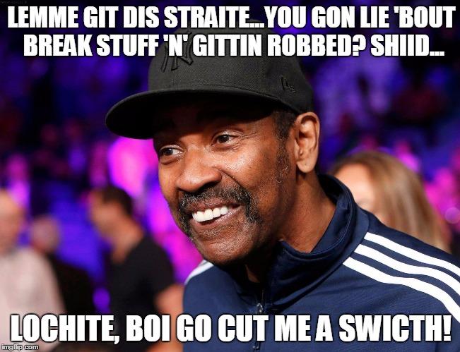 uncle denzel