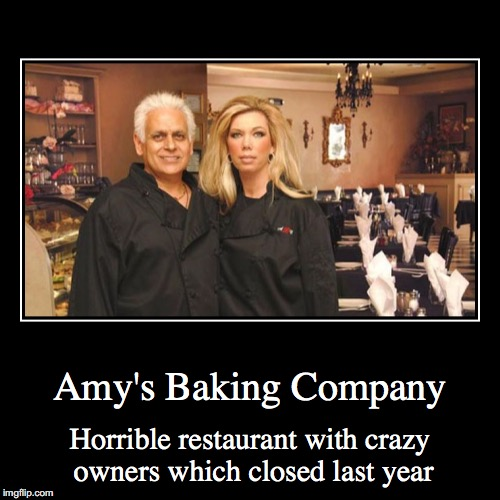 Kitchen Nightmares Amy S Baking Company Full Episode