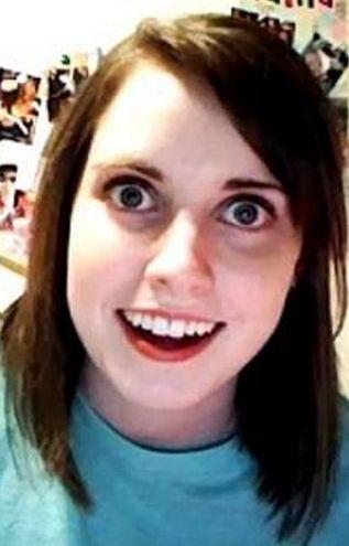 Psycho Ex Girlfriend Meme Crazy Girlfriend Blank...
