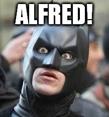 ALFRED! | made w/ Imgflip meme maker