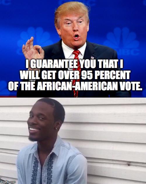 Funny Vote Trump Meme : Confident trump imgflip