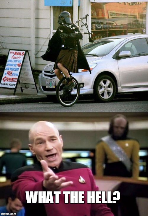 My First Time on the Internet | WHAT THE HELL? | image tagged in invalid argument vader,picard wtf,memes,funny,internet,first day on the internet kids | made w/ Imgflip meme maker