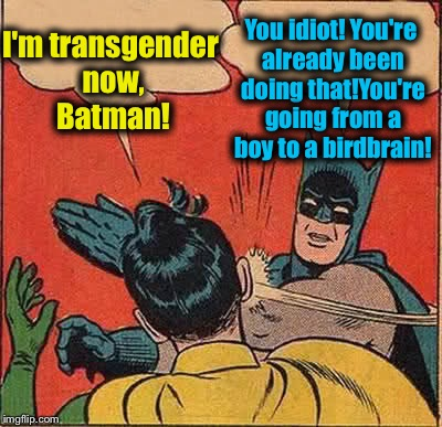 from Liam transgender batman