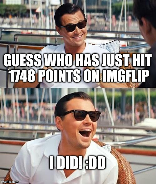 "Thank you guys for your support! ""Memes"" a lot to me ;) 
