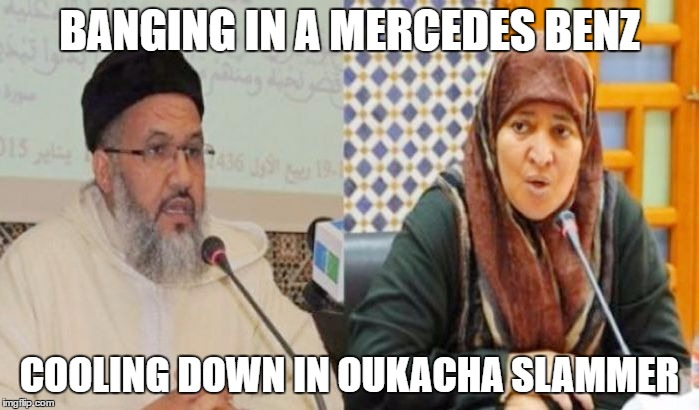 banging | BANGING IN A MERCEDES BENZ COOLING DOWN IN OUKACHA SLAMMER | image tagged in banging | made w/ Imgflip meme maker