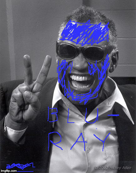Ray Charles | image tagged in ray charles | made w/ Imgflip meme maker