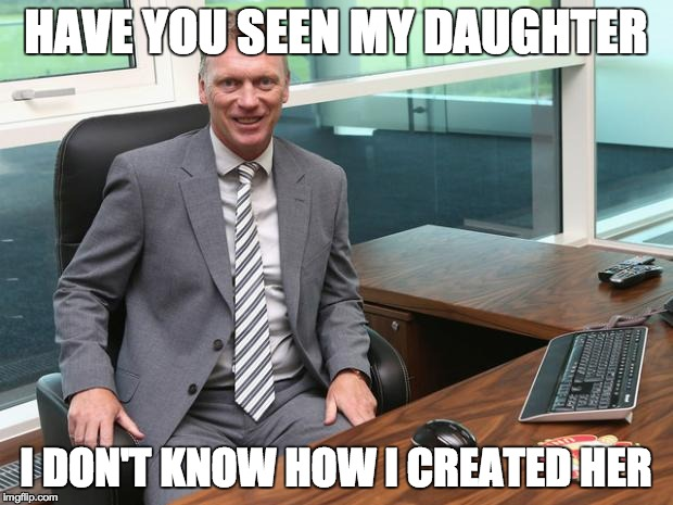 David Moyes Has A Daughter
