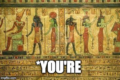 19dc6a egyptian grammar nazi imgflip