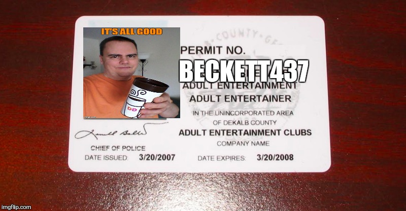 Thanks Adult entertainment permit