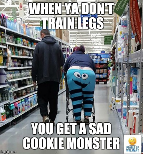 19gdy9 people of walmart cookie monster imgflip