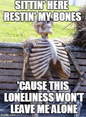 "Excerpt from Otis Redding's ""Sittin' On The Dock Of The Bay"" 