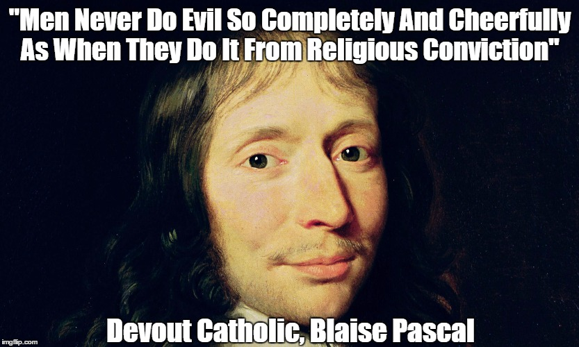 Image result for pax on both houses, blaise pascal