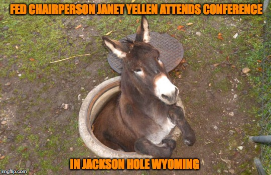 "Janet Yellen: A Person of ""Low Interest"" 