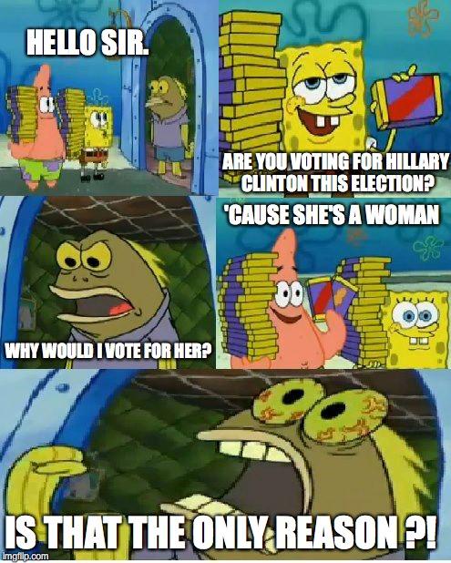 Chocolate Spongebob Meme - Imgflip