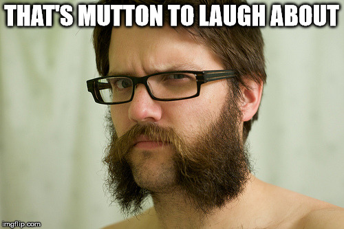 THAT'S MUTTON TO LAUGH ABOUT | made w/ Imgflip meme maker