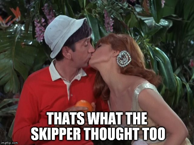 THATS WHAT THE SKIPPER THOUGHT TOO | made w/ Imgflip meme maker