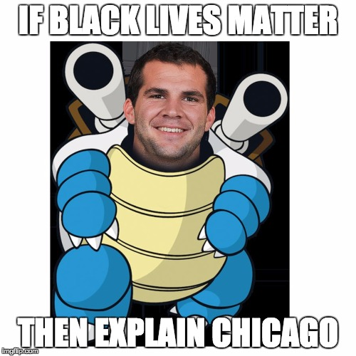 IF BLACK LIVES MATTER THEN EXPLAIN CHICAGO | image tagged in 1 | made w/ Imgflip meme maker