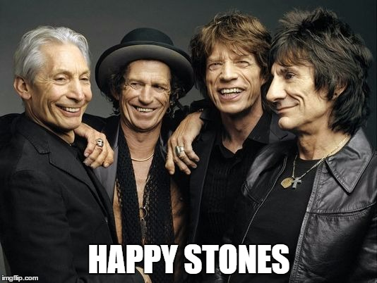 HAPPY STONES | made w/ Imgflip meme maker