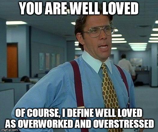 Overworked Office Slave | Meme Generator  |Overworked Meme