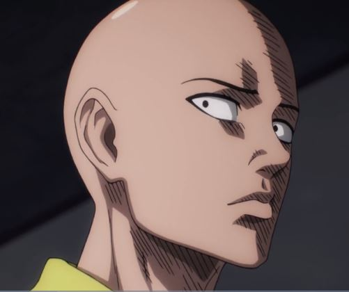 One Punch Man Goes Full Meme With Special Saitama Pillow