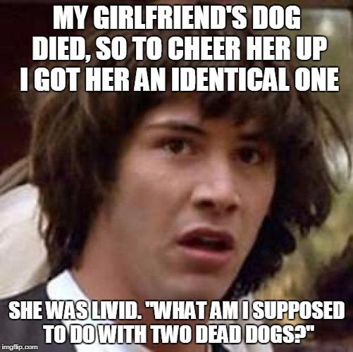 Conspiracy Keanu Meme Imgflip