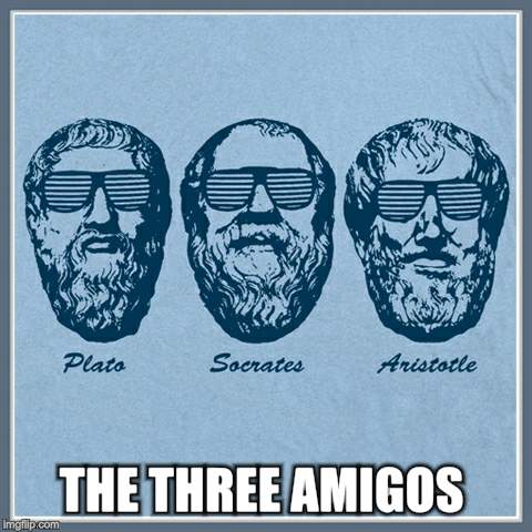 THE THREE AMIGOS | made w/ Imgflip meme maker