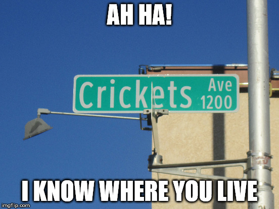 AH HA! I KNOW WHERE YOU LIVE | made w/ Imgflip meme maker