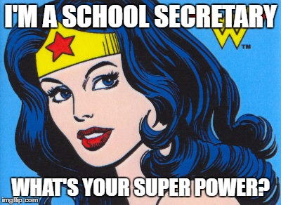 Image result for superhero secretary