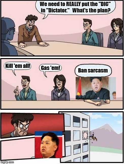 kim jong un is such a great person - What Do Guys Want For Christmas
