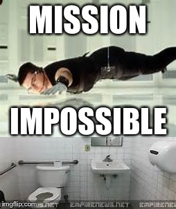 MISSION IMPOSSIBLE | made w/ Imgflip meme maker