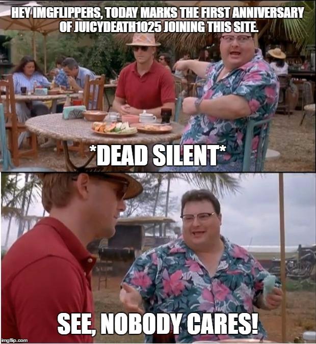 See Nobody Cares Memes - Imgflip