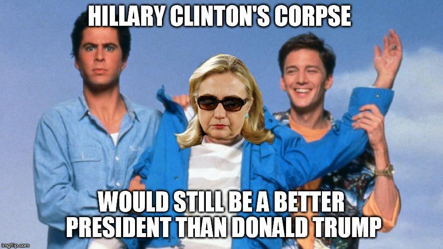 Funny Donald Trump Hillary Clinton Memes : Funniest memes reacting to sarah palin s endorsement of trump
