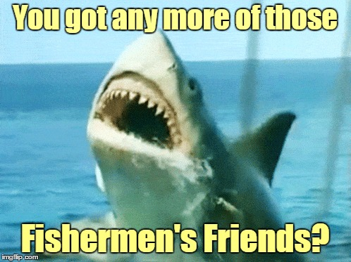 You got any more of those Fishermen's Friends? | made w/ Imgflip meme maker
