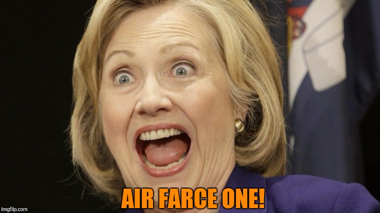 AIR FARCE ONE! | made w/ Imgflip meme maker