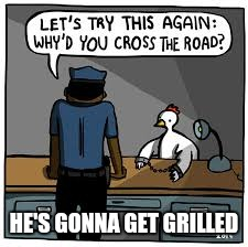 HE'S GONNA GET GRILLED | made w/ Imgflip meme maker