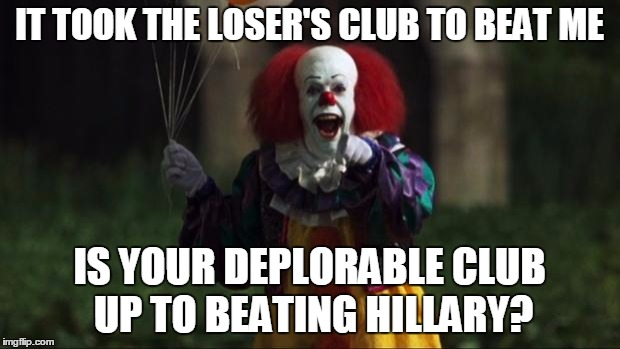 1auxyx pennywise the dancing clown meme generator imgflip